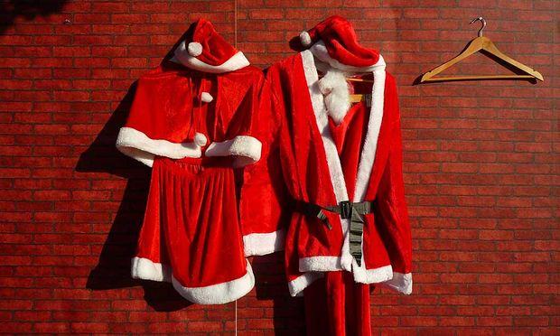 Weihnachtsmann: Ein alter Gott mit Babyface