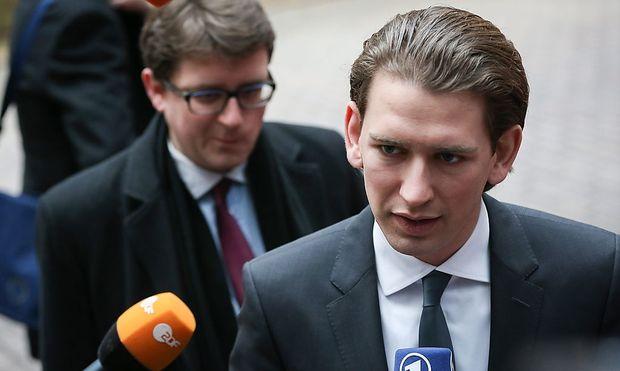 Außenminister Kurz verhängte Sanktionen gegen ehemalige ukrainische Führung