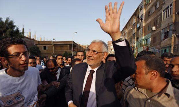 aegypten Islamisten unterstuetzen ExMoslembruder