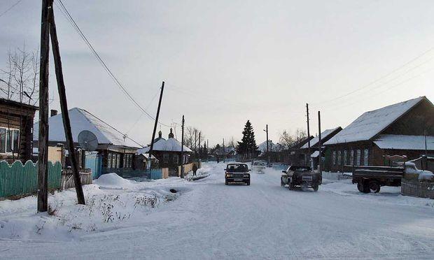 Vorweihnachts-Frost in Russland: Bereits 88 Tote