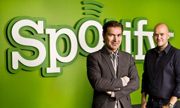 Spotify startet oesterreich Millionen