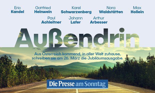 """""""Presse am Sonntag"""" Jubiläumsausgabe am 26. März"""