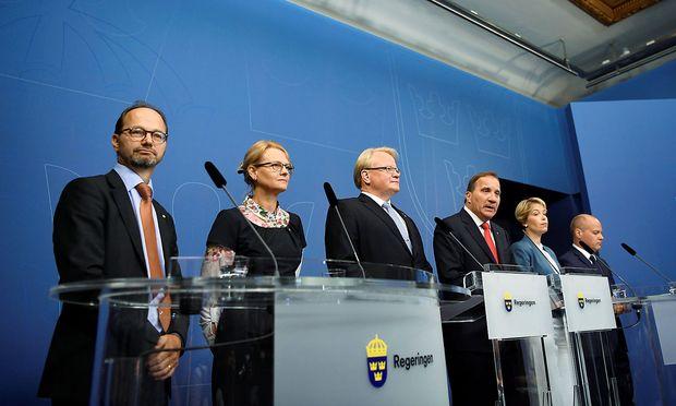Daten-Diebstahl löst Regierungskrise in Schweden aus
