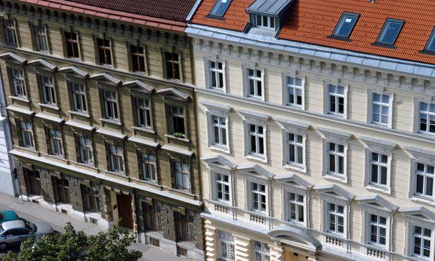 Häuser in Wien