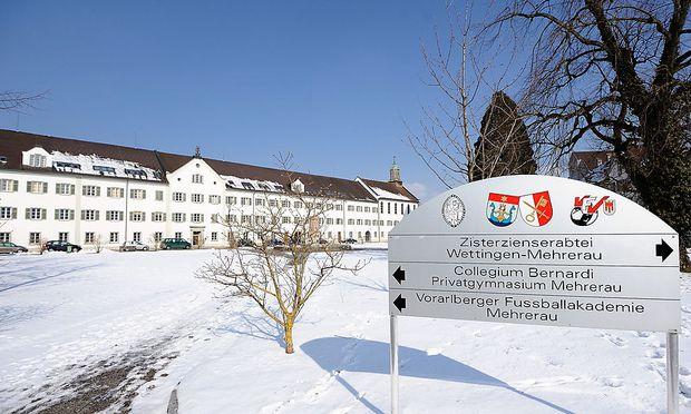 Archivbild: Die Zisterzienserabtei Wettingen-Mehrerau