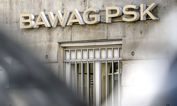 THEMENBILD: BANK AUSTRIA - BAWAG