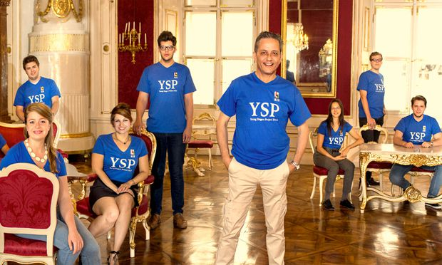 Young Singers Project: Toni Gradsacks Gespür für Talente