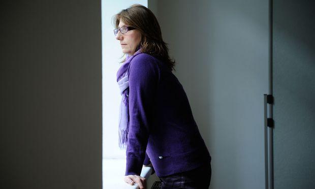 Heute fühlt sich Christine Reinhardt wieder wohl – und hilft Betroffenen, aus ihrer Depression zu kommen.