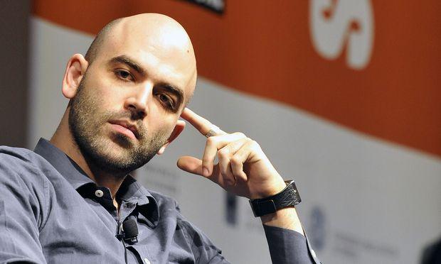 Starjournalist Roberto Saviano will die Camorra sichtbar machen.