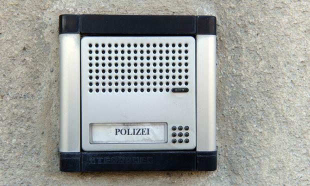 Gegensprechanlagan als Ersatz für den Nachdienst - der Plan wird verworfen. / Bild: (c) Die Presse (Clemens Fabry)