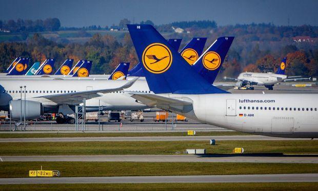 Rekordgewinn: Lufthansa 2017 im Höhenflug