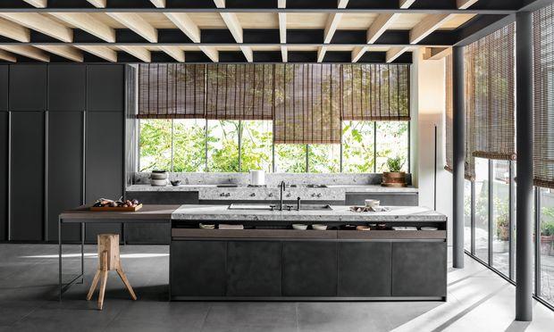 Richtung. Auch für die Küchenmarke Dada ist van Duysen Creative Director.