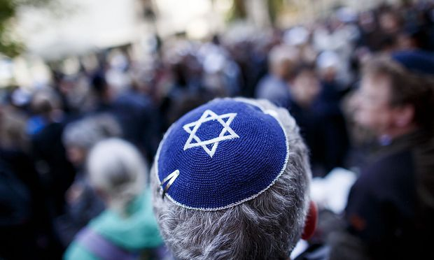 Eine Demonstration gegen Antisemitismus in Berlin. / Bild: (c) Getty Images (Carsten Koall)