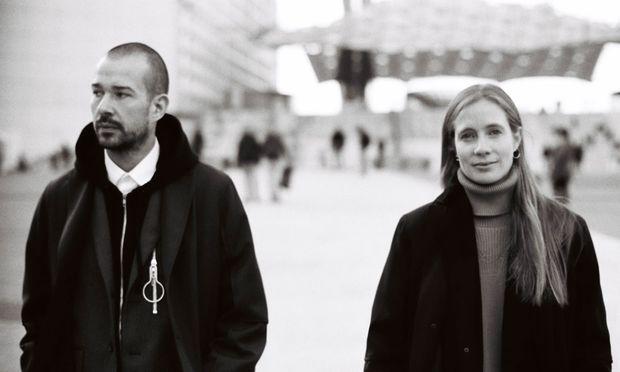 Lucie and Luke Meier