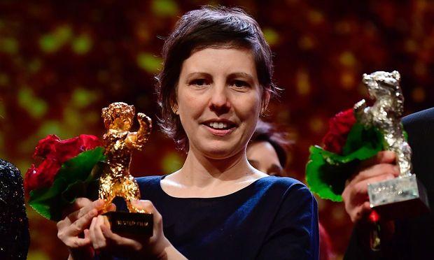Adina Pintilie gewinnt überraschend den Goldenen Bären.