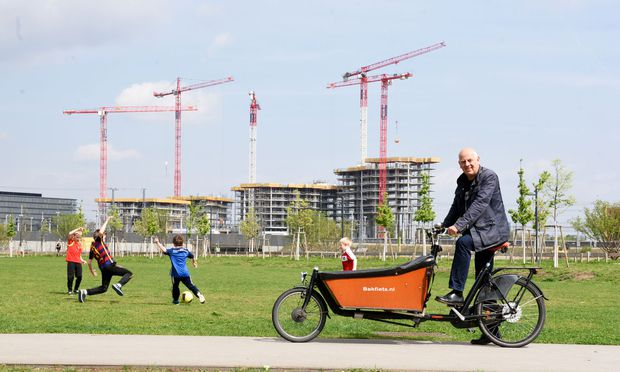Der heimliche Herr über die neuen Wohnprojekte: Wenn in Wien gebaut wird, kommt man an Christoph Chorherr kaum vorbei.
