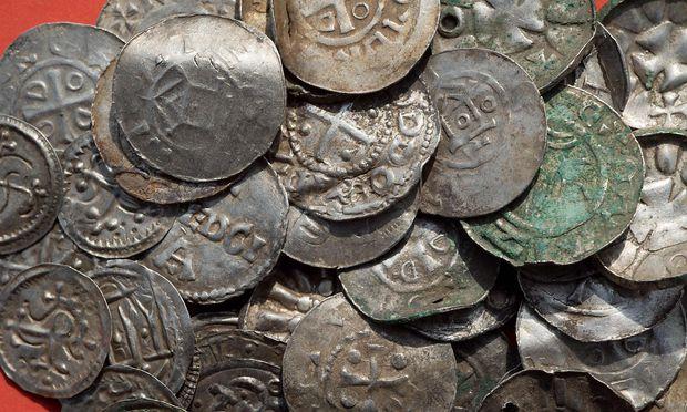 Wikingerschatz von König Blauzahn auf Rügen entdeckt