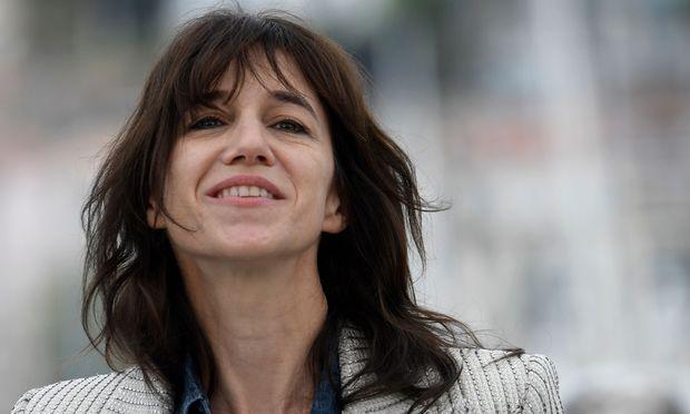 Die Französin Charlotte Gainsbourg.