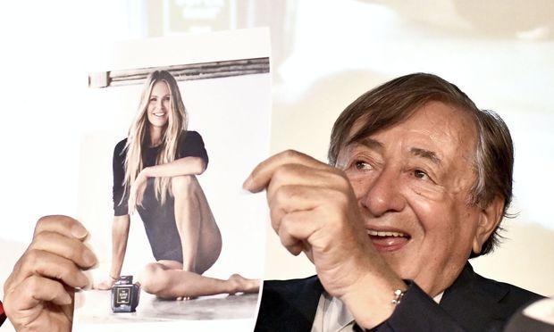 """The Body"" wird Richard Lugner 2019 zum Opernball begleiten."