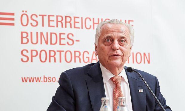 BSO-Präsident Rudolf Hundstorfer