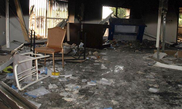 US-Konsulat in Benghazi