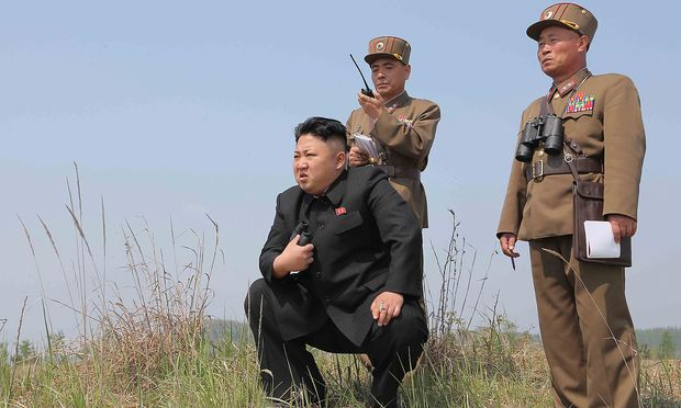 Nordkorea soll US-Angriffspläne auf Kim Jong-un gestohlen haben