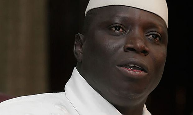 Archivbild: Yayha Jammeh