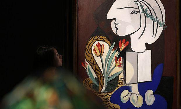 Picasso-Gemälde für 41,5 Millionen Dollar versteigert