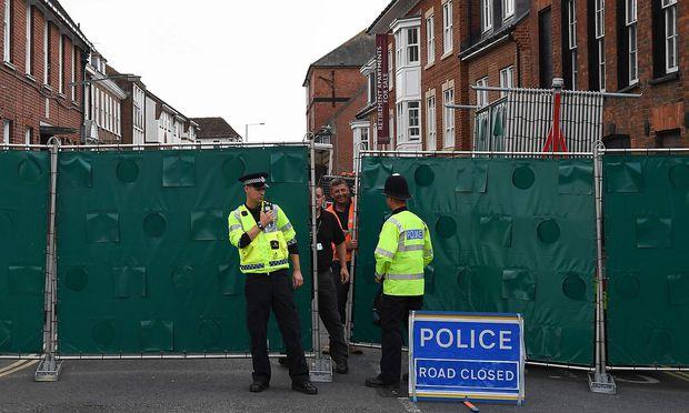 London plant offenbar Auslieferungsgesuch für Russen im Fall Skripal