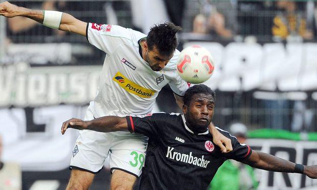 FUSSBALL - DFL, Gladbach vs Frankfurt