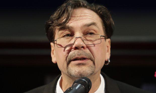 Der ukrainische Schriftsteller Juri Andruchowytsch.