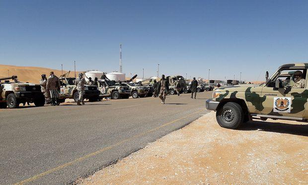 Krieg in Libyen: Konflikt um Hauptstadt Tripolis eskaliert