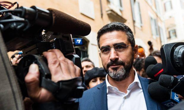 Ein möglicher Kandidat: Riccardo Fraccaro (Fünf Sterne)