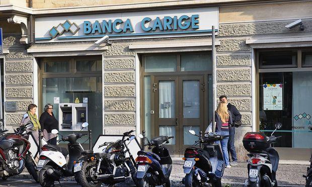 WDH/ROUNDUP: EZB stellt italienische Banca Carige unter Zwangsverwaltung