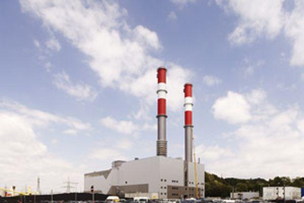 Gas-Kombikraftwerk Mellach