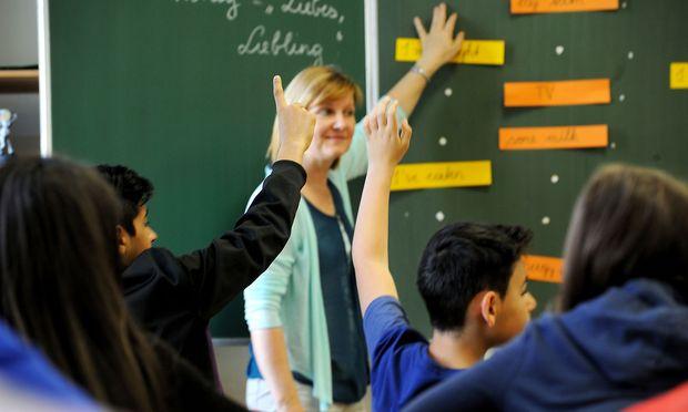 Österreichs Lehrer unterrichten vergleichsweise wenig