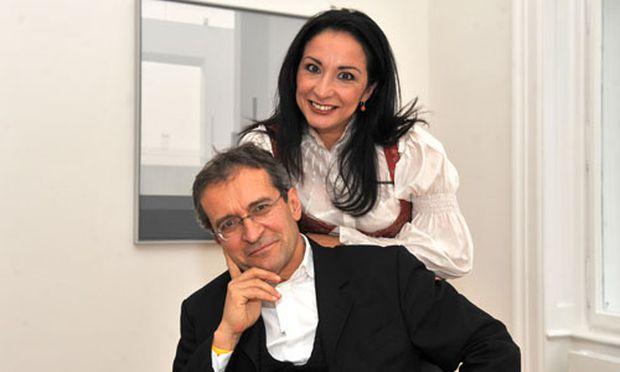 Herbert Paierl und Linda Villarreal-Paierl