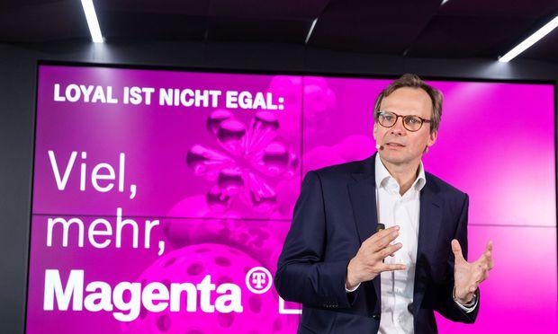 """T-Mobile-Chef Andreas Bierwirth: """"Wir werden keinen Preiskrieg anfangan"""""""