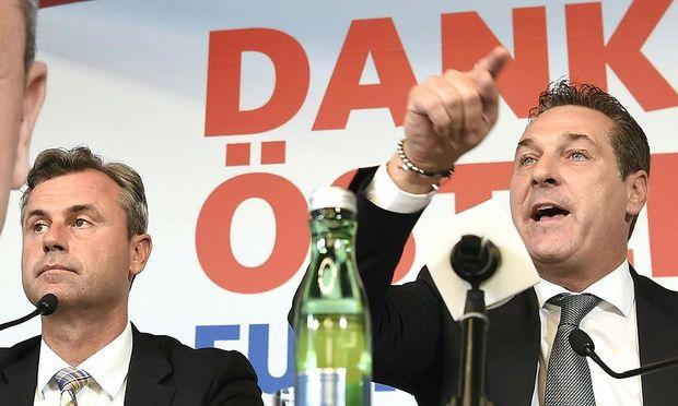 Hofburg: FPÖ steht vor Wahlanfechtung
