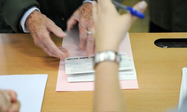 Symbolbild Wahlurne