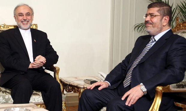 Historischer Besuch Irans Aussenminister