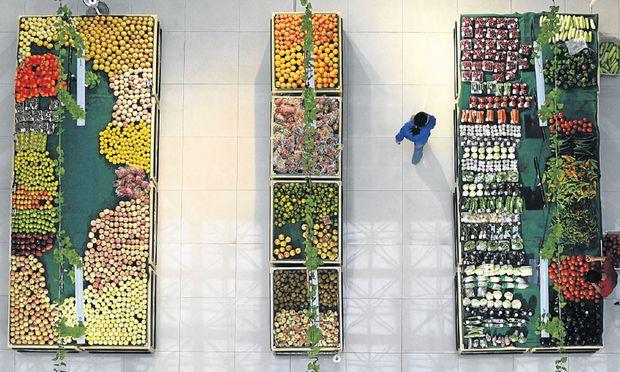 Machtspiele Supermarkt