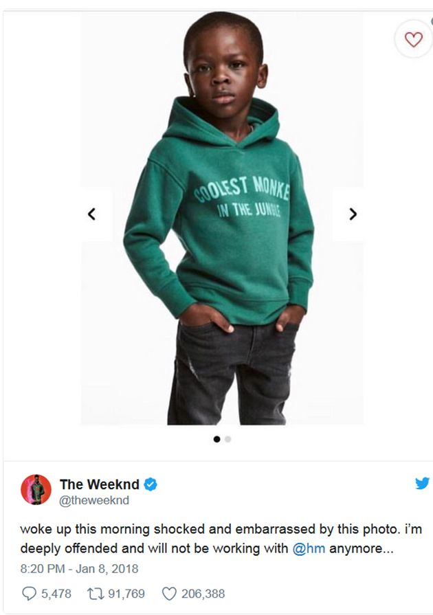 Twitter/theweeknd