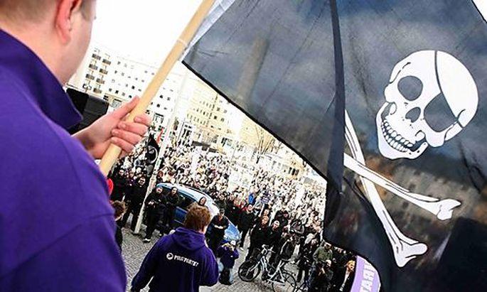Demonstartion in Stockholm