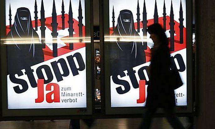 Umstrittene Volksabstimmung in der Schweiz