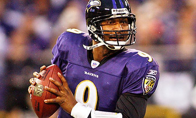 AMERICAN FOOTBALL - NFL, Ravens vs Colts