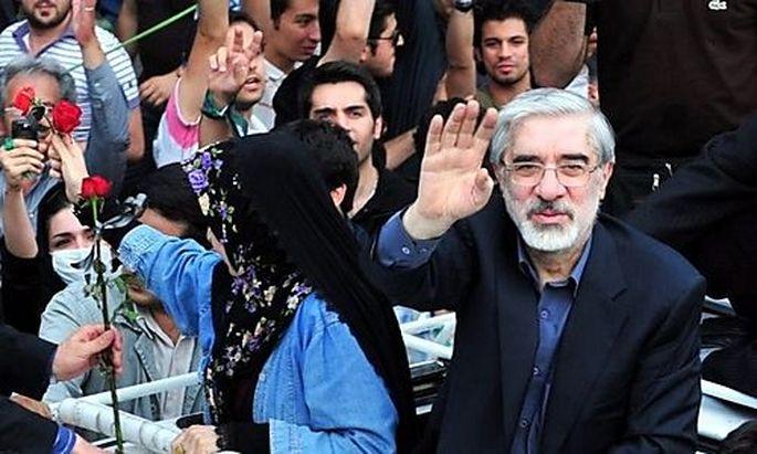 Mir-Hossein Moussavi