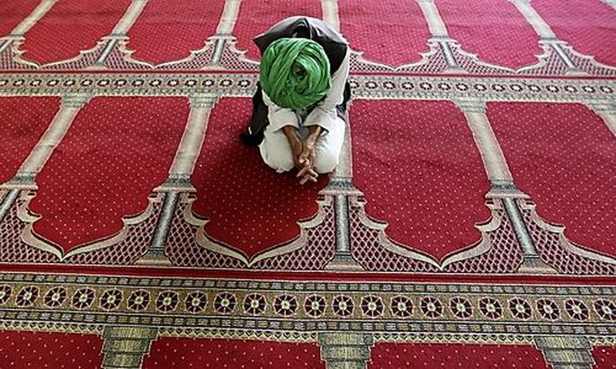 Symbolbild: Muslime