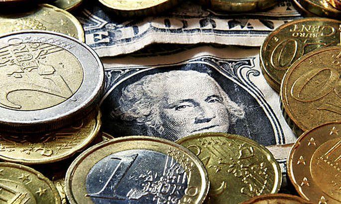Euro-Dollar Kurs