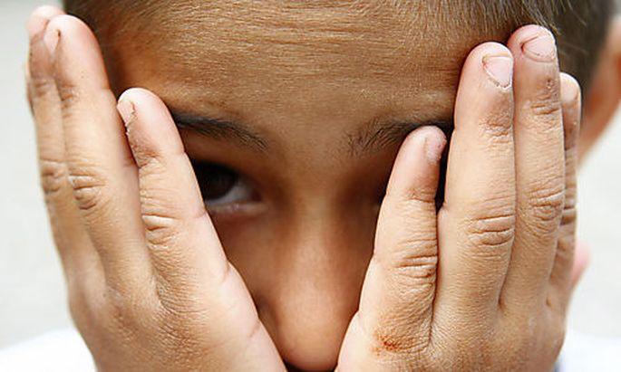 Symbolbild: Kinderarmut
